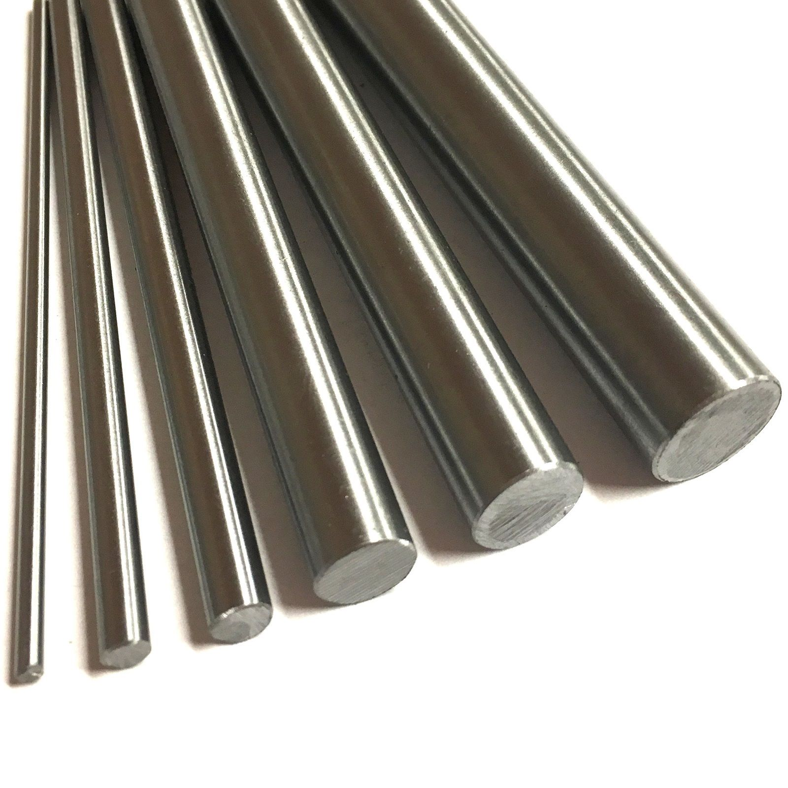 All Lengths 8mm Diameter Solid 316 Marine Stainless Round Bar rod