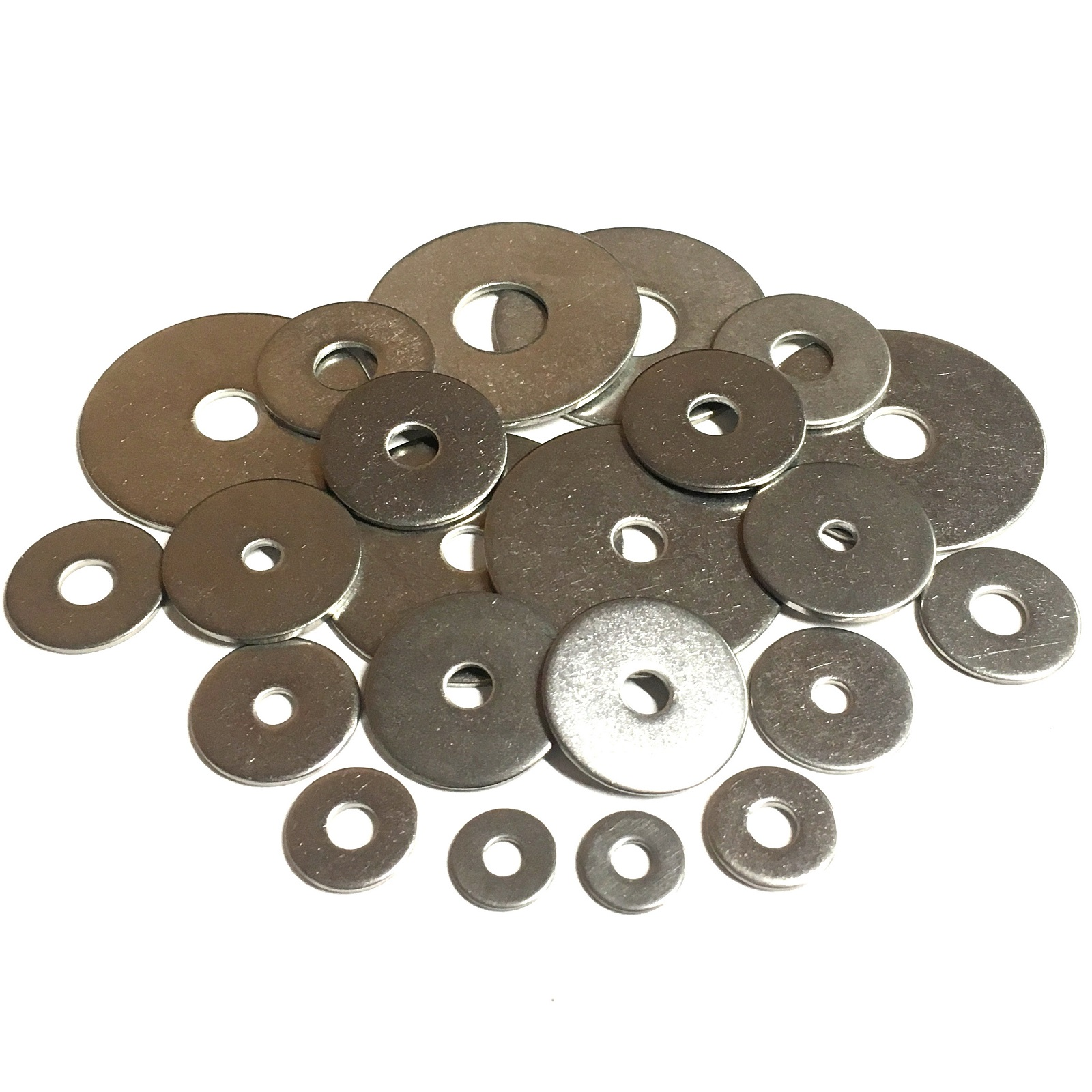 15 or 20 mm OD M4 4mm Stainless Steel Penny Repair Washers Packs 10 or 20