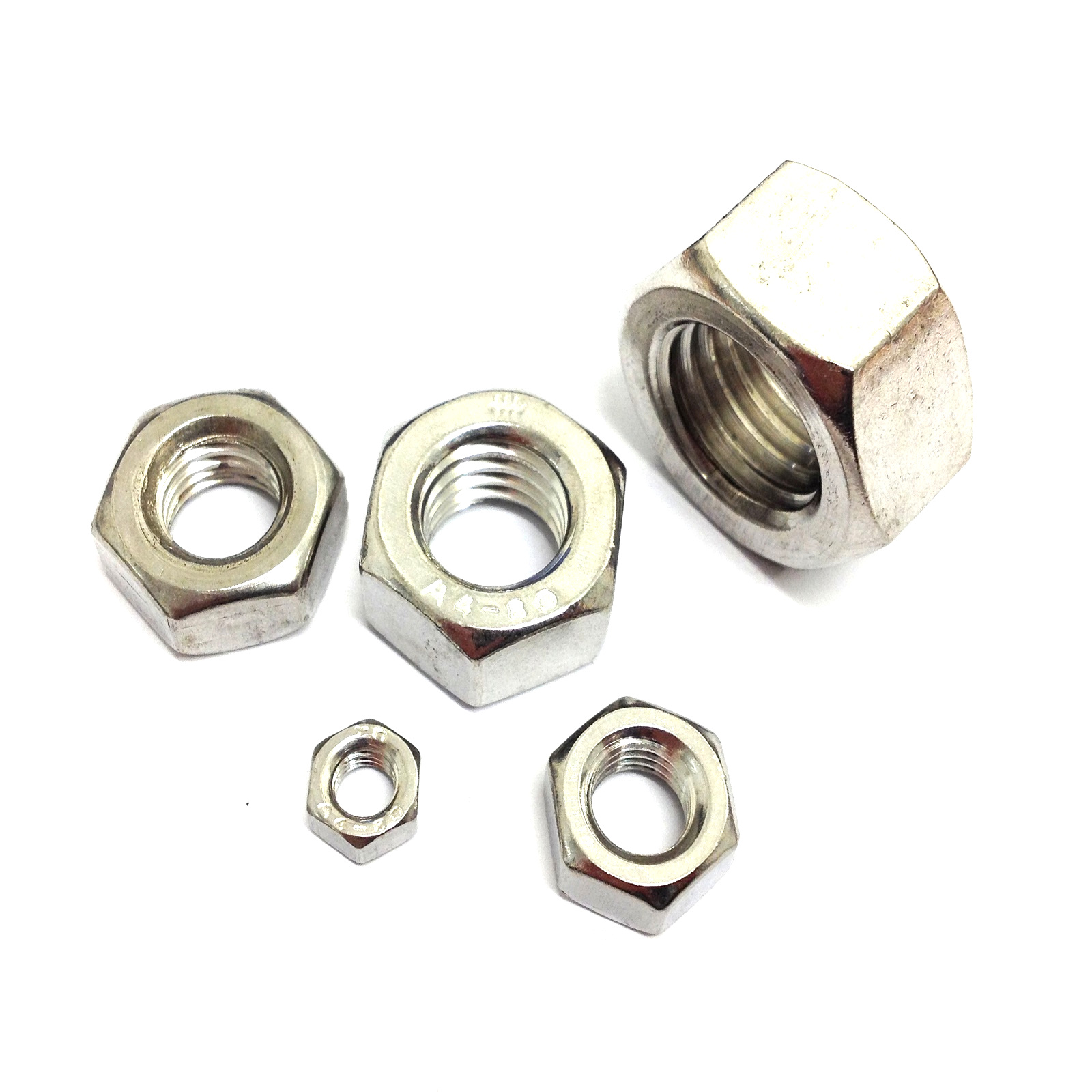 A4 STAINLESS STEEL Threaded Steel Bar Stainless ROD M4 M5 M6 M8 M10 M12 M16 M20