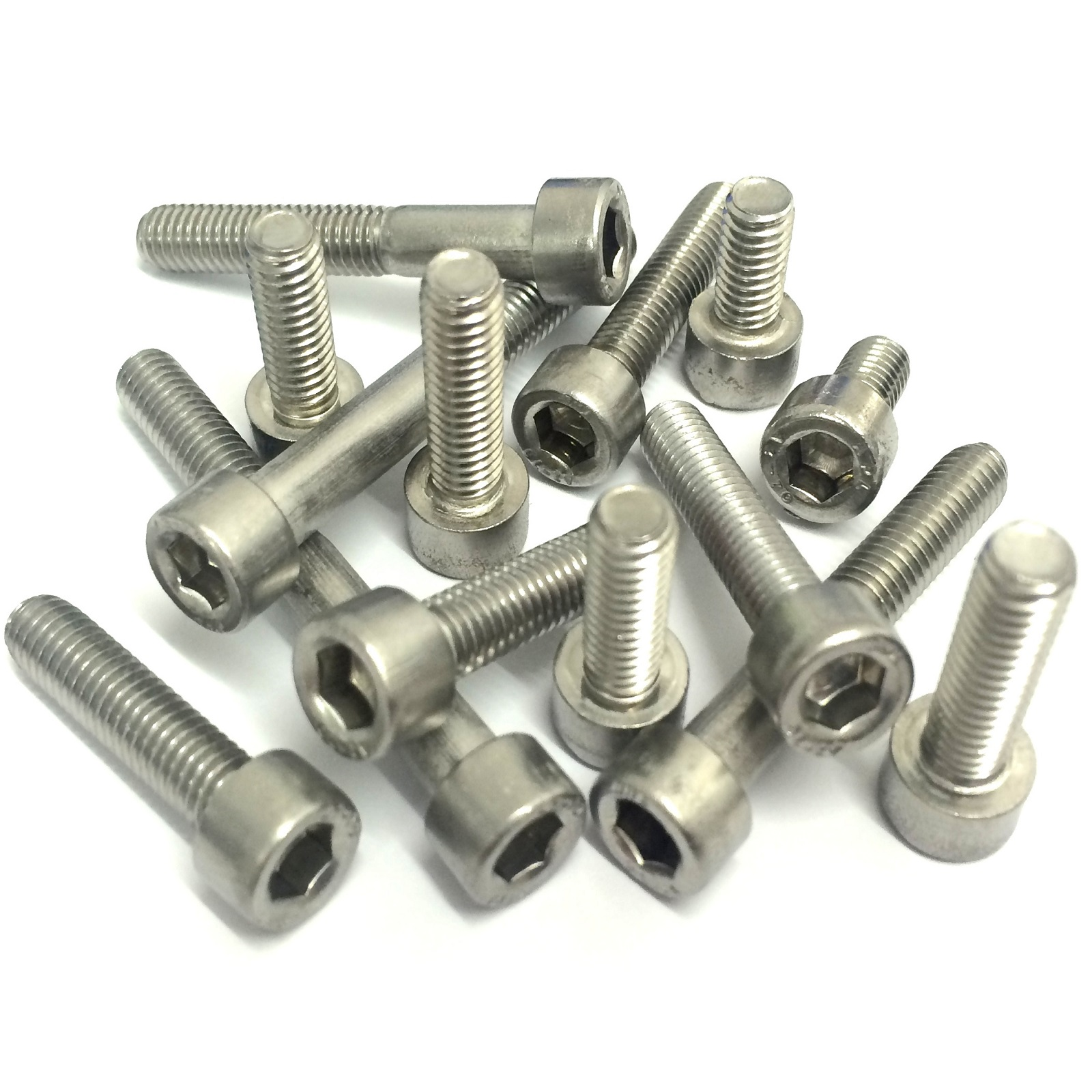 Stainless Steel Allen Hex Socket Cap Head Screws Bolts M3 M4 M5 M6 M8 M10 DIN912