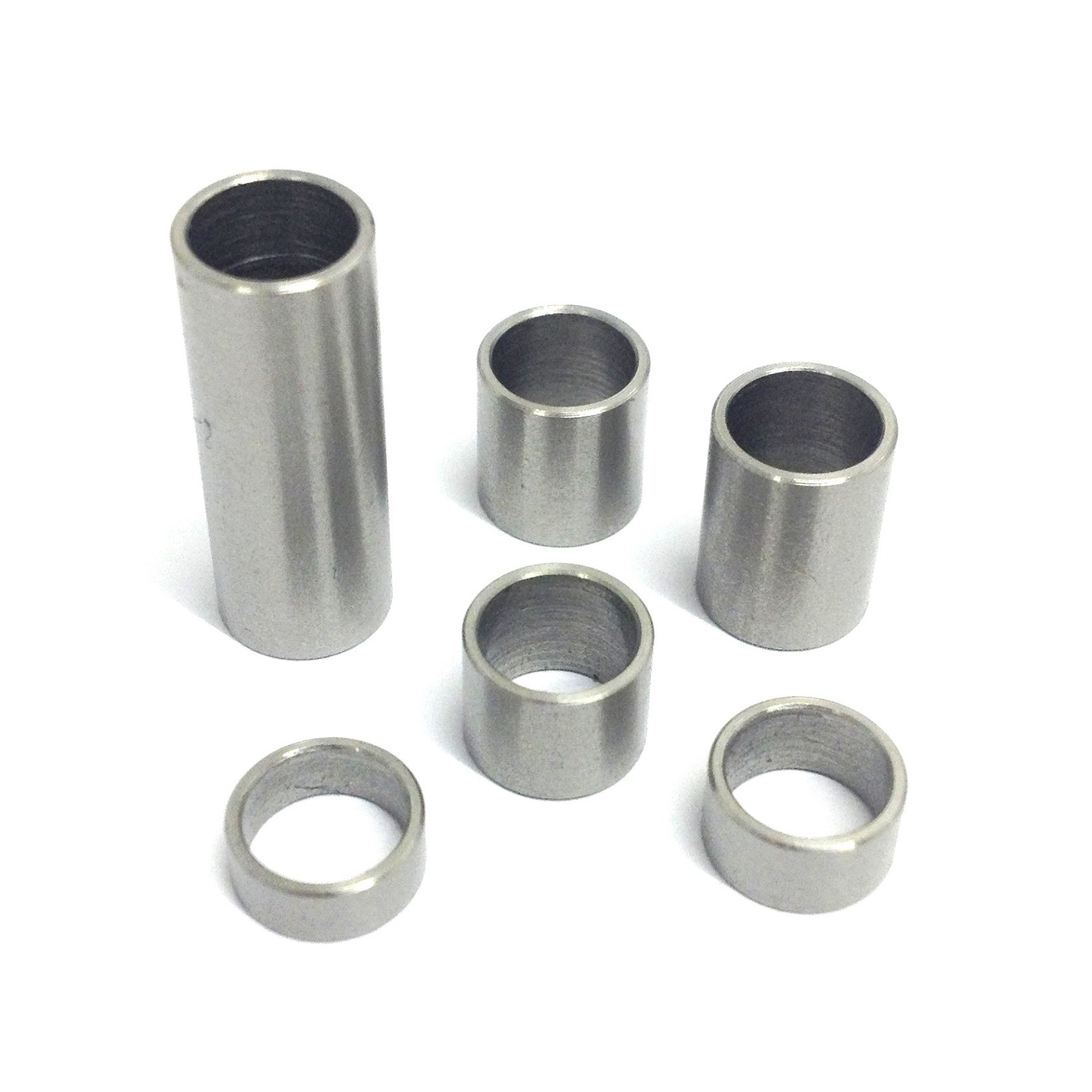 Round Spacers 3//16 Dia. 250 pcs 4 x 3//16 Stainless Steel Spacers and Standoffs
